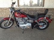2005 HD Dyna Superglide with 9000 original miles ..